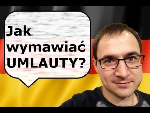 Jak prawidłowo wymówić umlauty  ö ü ä? - język niemiecki - AKI Arkadiusz Gerlic - gerlic.pl