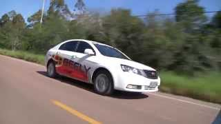 TEST DRIVE  -  GEELY EMGRAND EC7