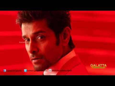 Vikram shoots for Paththu Endrathukulle