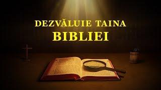 """Trailer film crestin""""Dezvăluie Taina Bibliei"""" Cum să înțelegem esența și povestea ascunsă a Bibliei"""