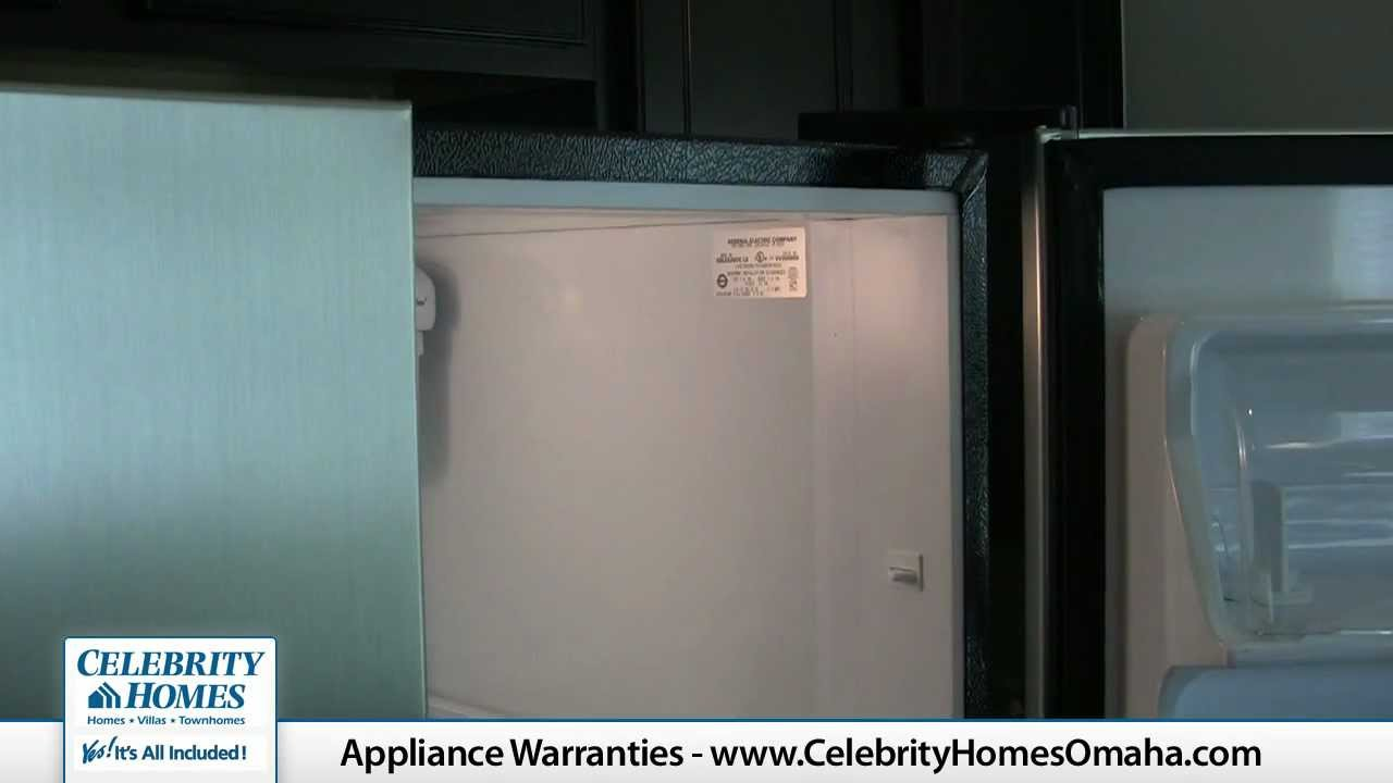 Celebrity Homes Home Tips Appliance Warranties Youtube