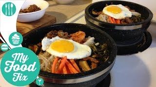 How To Make Dolsot Bibimbap (비빔밥)