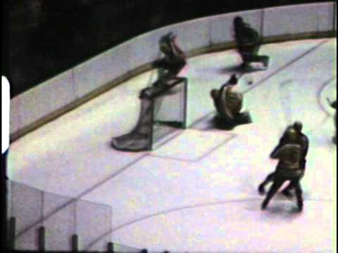 Los Angeles Kings vs Calgary  Flames 1982 83 Season