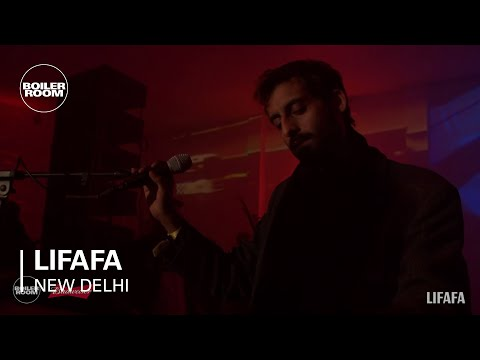 Lifafa Boiler Room BUDx New Delhi DJ Set