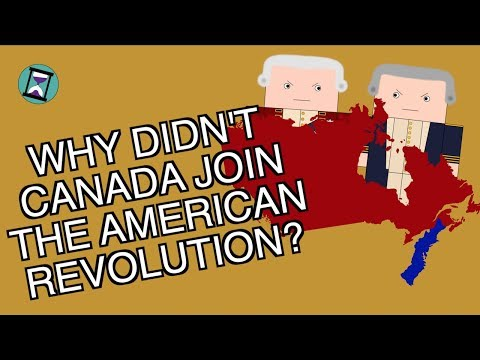 Why Didn't Canada Join The American Revolution? (Short Animated Documentary)