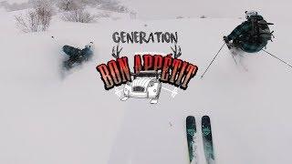 GENERATION BON APP | CONCOURS BON APPETIT SKI [FERME]