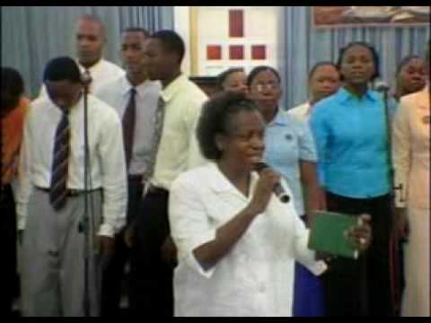This Is The Hour, Sis. Georgia Noel and Third Exodus Singers ,Trinidad & Tobago