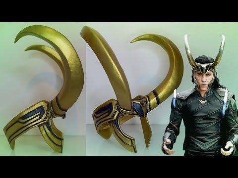 Thor Ragnarok ☆ Loki Helm ☆ Tutorial