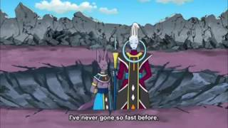 There is nothing in the Universe that Beerus can't destroy.