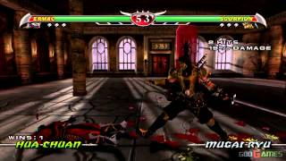 Mortal Kombat: Deception - Gameplay Xbox HD 720P