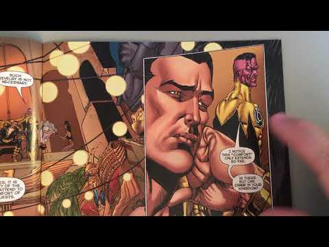 SINESTRO #16 COMMENTARY and Bleeding Cool WTF