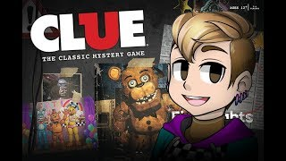 Five Nights at Freddy's Clue Review and Playthrough