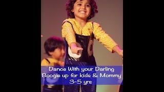 Dance with your Darling ,The Swingers - Boogie Up 3-5yrs Kids