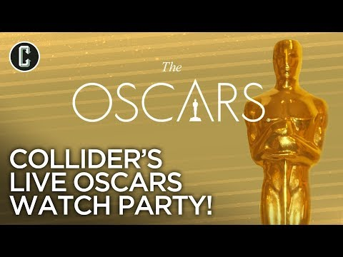 Collider's 2019 Oscars Live Stream Watch Party