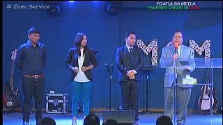 Zomi Service May 8,2016 (NUTE NI)#Pastor Mung Tawng