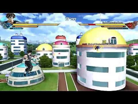 Dragonball Xenoverse 2 XAGuacha23 vs White Tiger Beerus (God Of Destruction)