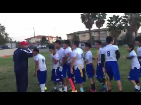San Diego Middle School Champions 2014 - San Diego Academy Cavaliers