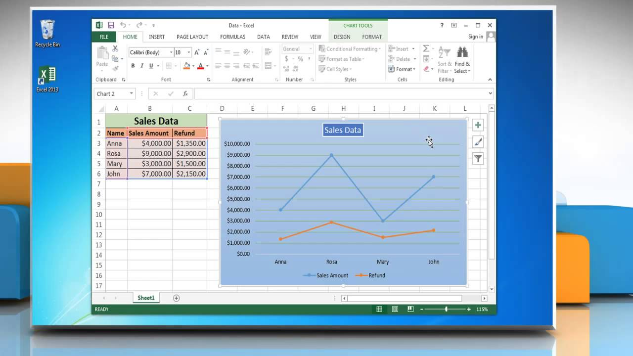 How to data labels in a line graph in excel 2013 youtube how to data labels in a line graph in excel 2013 buycottarizona