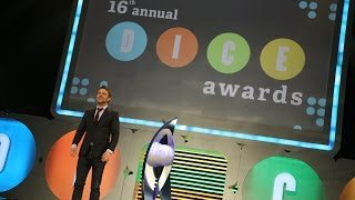 16th Annual D.I.C.E. Awards - Hosted by Chris Hardwick