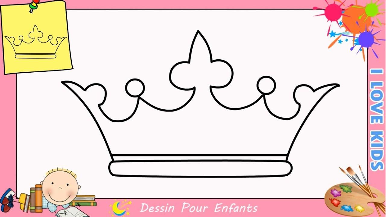 Dessin D Une Couronne~dessin d une couronne ~ Papier Peint ...