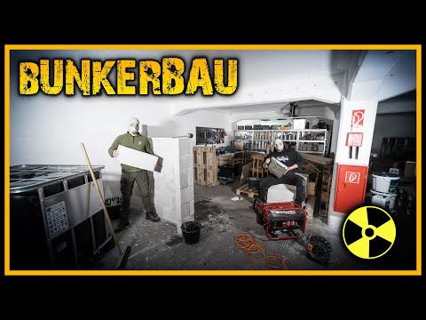Der Prepper Bunker [S01/E13] - ???? Badezimmer und Mauern ????️ - Survival Krisenvorsorge