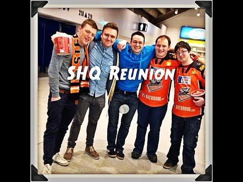 SHQ Reunion - Ice Skating Go Karting and Gaming!