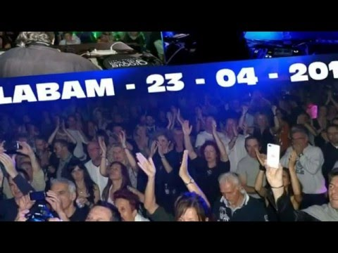 DJ SPRANGA - FESTA DELLA LUNA - PALABAM 23-04-2016