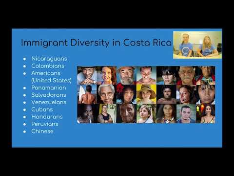 Immigration and Migration in Belize and Costa Rica