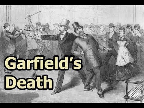 On This Day - 19 September 1881 - President Garfield Died
