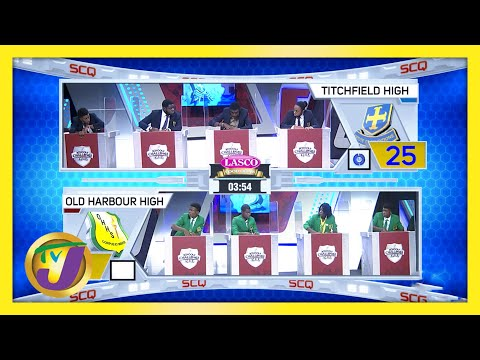 Titchfield High vs Old Harbour High: TVJ SCQ 2021