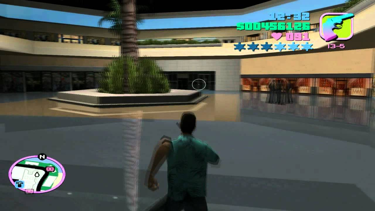 robbing stores all locations gta vice city youtube. Black Bedroom Furniture Sets. Home Design Ideas