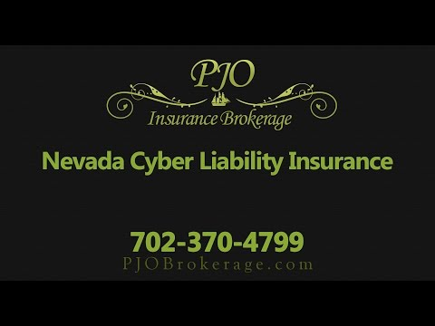 Cyber Liability Insurance for Nevada Businesses | PJO Insurance Brokerage