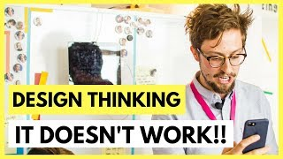 Why Do Design Thinking Projects Fail? - Innovation Advice By Aj&Smart