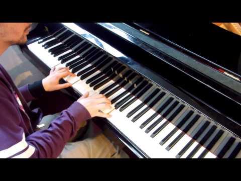 Morandi - Save me piano cover by Daniel