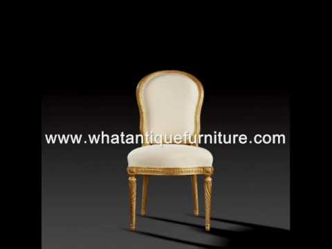 Antique French Versaille Art Design Style Furniture History Reproduction