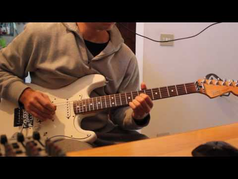 Ligabue Cover chitarra Happy hour chitarra 1