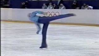 Brian Orser (CAN) - 1988 Calgary, Men's Short Program