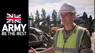 Plant Operator - Roles in the Army - Army Jobs