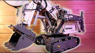 Не покупай ЛЕГО Экскаватор Liebherr Lego Technic 42100 а забирай