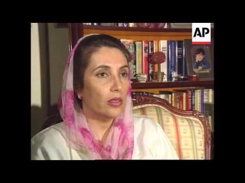 PAKISTAN: BENAZIR BHUTTO'S HUSBAND TORTURED ALLEGATION