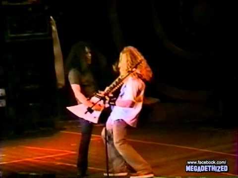 Megadeth - Live In Phoenix 1998 [Full Concert] /mG