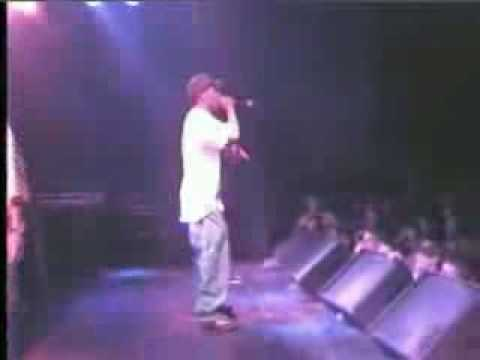 Big L - Live In Amsterdam 1999