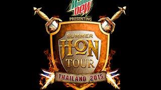 HoNTour Thailand & HoN Lady 2015 Summer Season - Cycle 1 Offline Day 1