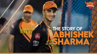 The story of Abhishek Sharma 📖