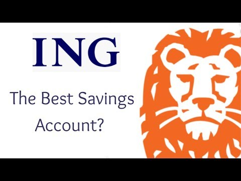 ING Savings Maximiser And Orange Everyday Review