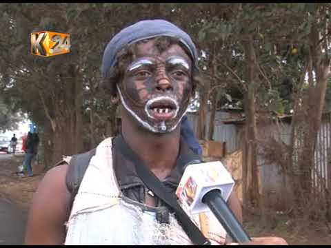 Ar na Ukakamavu : Bidii ya msanii na mtumbuizaji anayeibuka, MC Kamau
