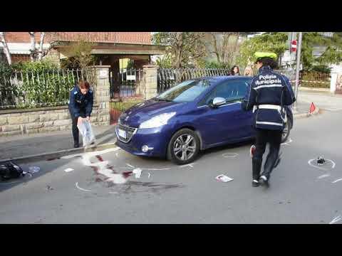 FORLÌ: Perde il controllo della moto, muore 15enne | VIDEO