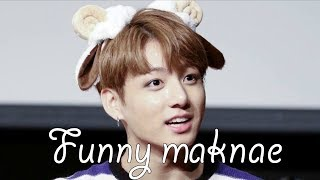Download Jungkook making his hyungs laugh Mp3 and Videos