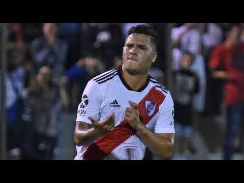 River arrancó el año con una sonrisa en Uruguay: mirá el resumen