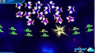 لعبة قتال الفراخ Chicken Invaders 5: Cluck of the Dark Side [FINAL] 2014